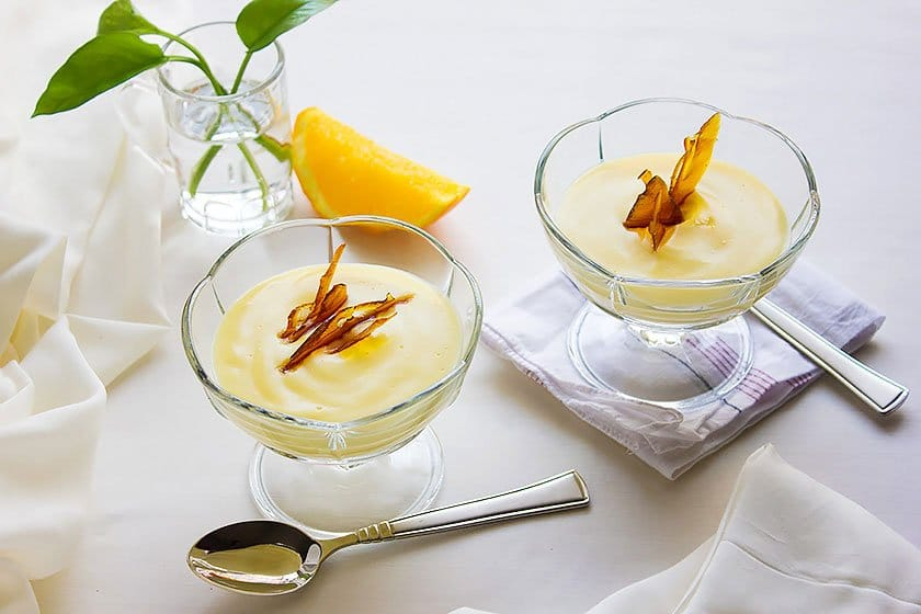 orange pudding 4