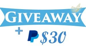 Paypal giveaway
