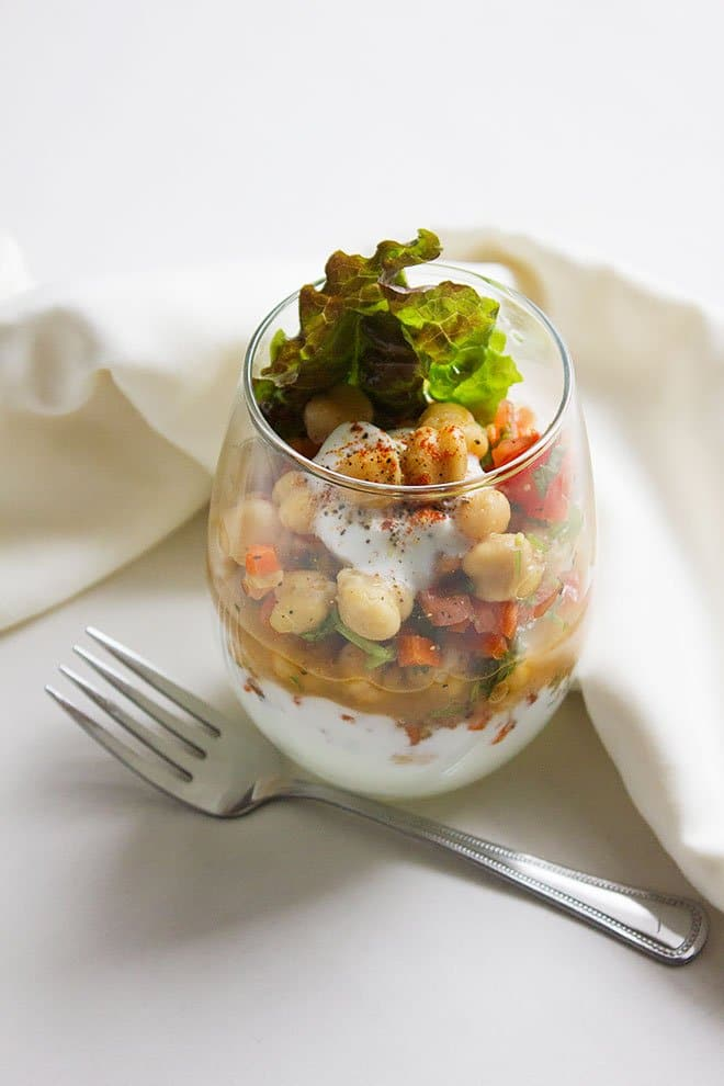 yogurt chickpea salad 5