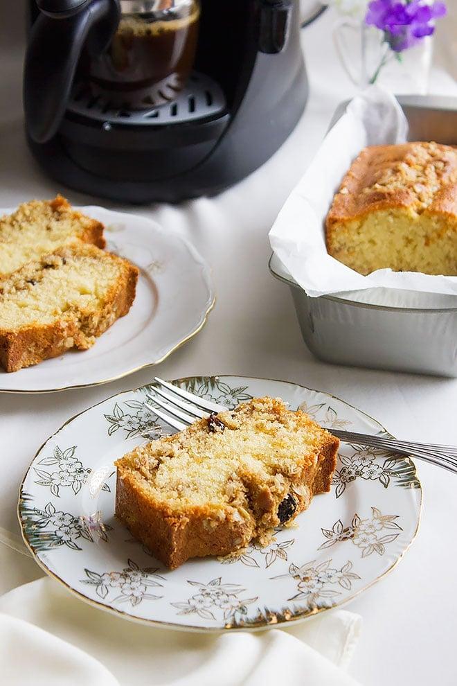 coffee cake loaf 2