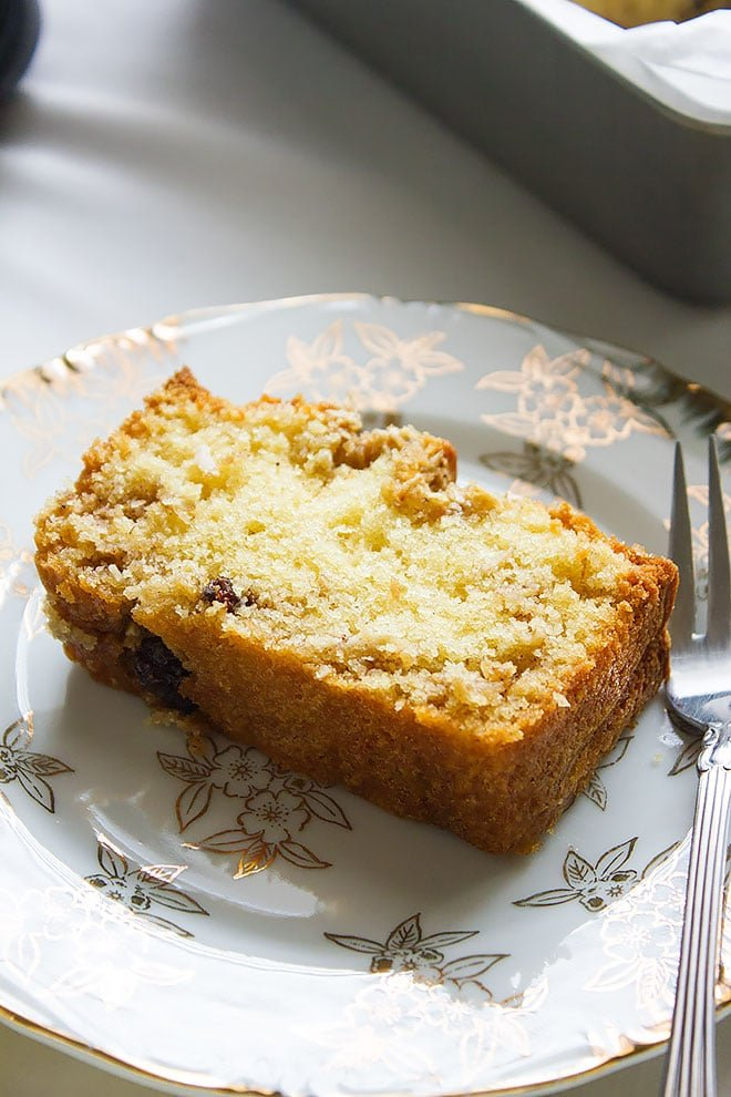 coffee cake loaf 3
