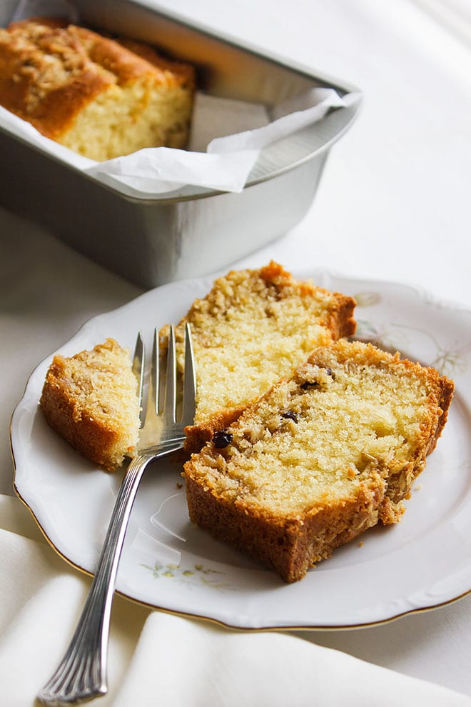 coffee cake loaf 6