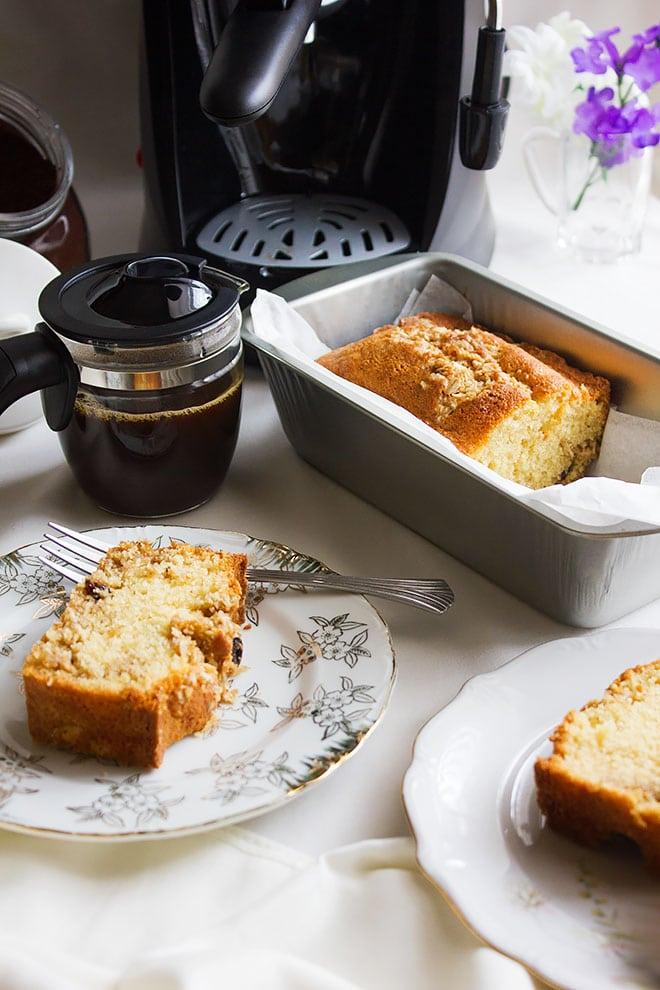 coffee cake loaf 7