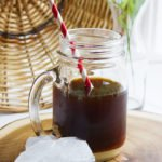 vietnamese cold brewed iced coffee 1