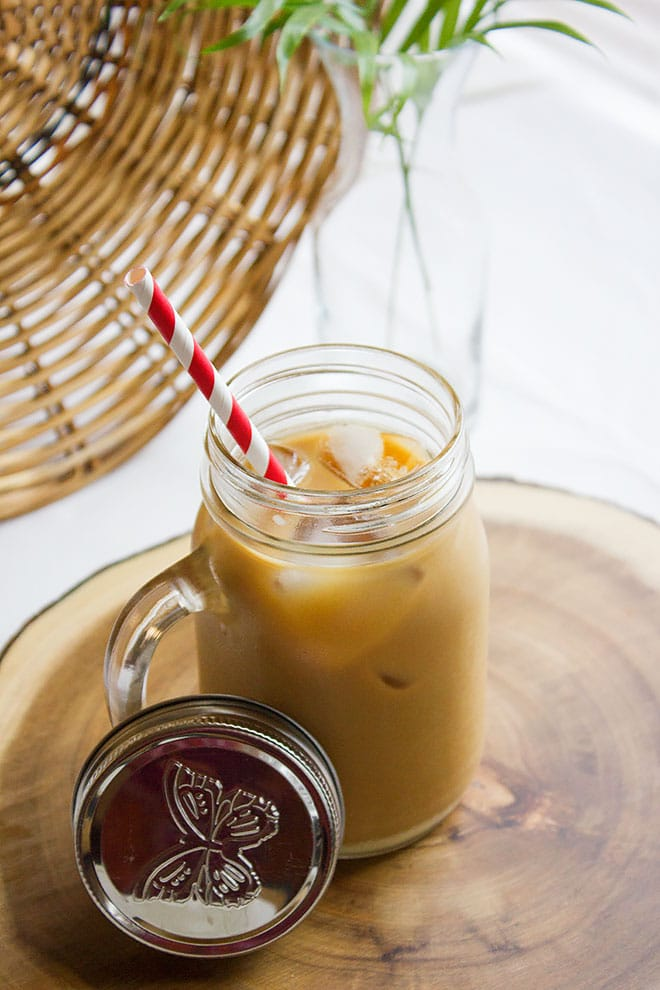 vietnamese cold brewed iced coffee 4