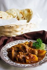 Arabian Lamb Stew