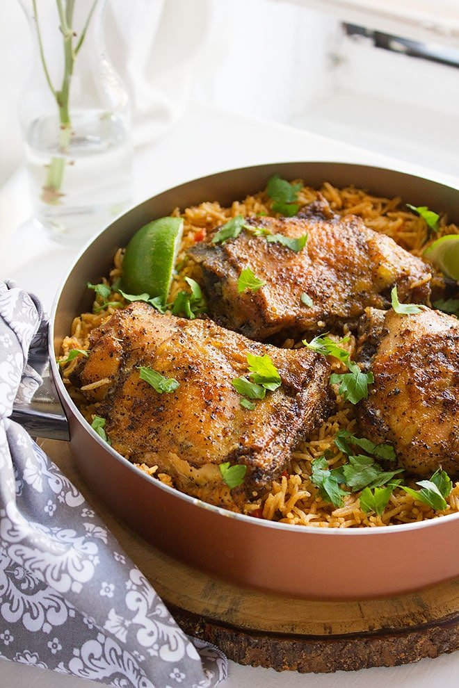 Mexican Chicken and Rice 2