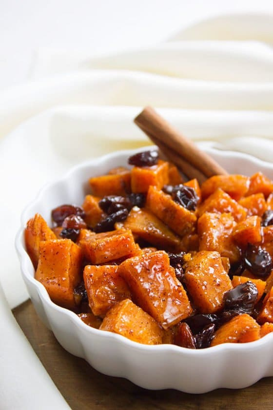 Sweet Potato Raisin Honey.