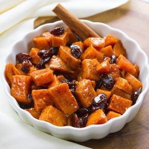 sweet potato raisin butter