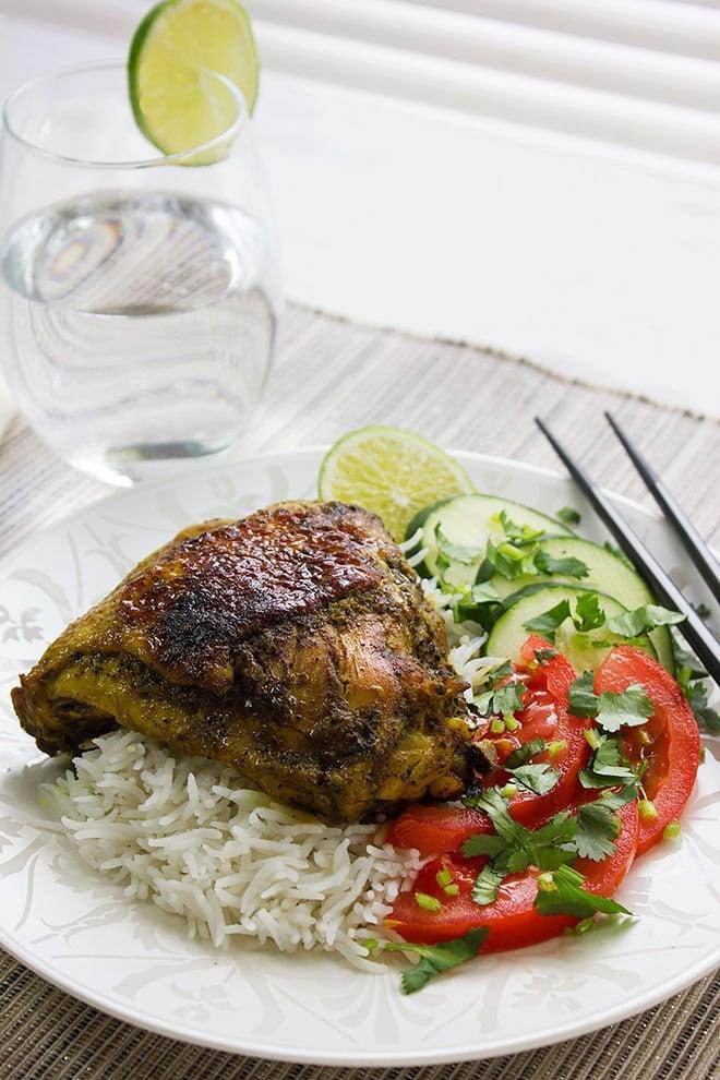 thai turmeric chicken 1