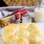 Soft Sweet Rolls stuffed with Apple Pie Filling 1