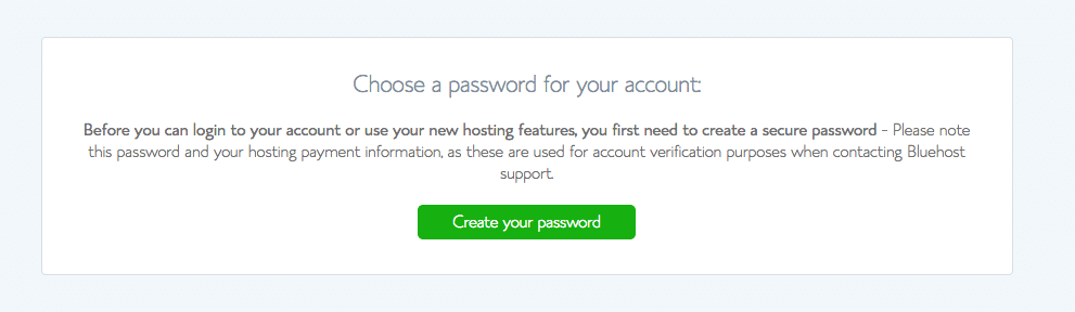 How to Setup Your Account On Bluehost 6