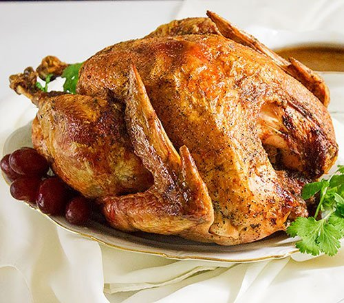Roasting A Frozen Turkey. Learn how to roast a frozen turkey while keeping it juicy and tender, plus the recipe for silky gravy made to match the great flavors from the turkey. Roast the perfect turkey. www.munatycooking.com   @munatycooking