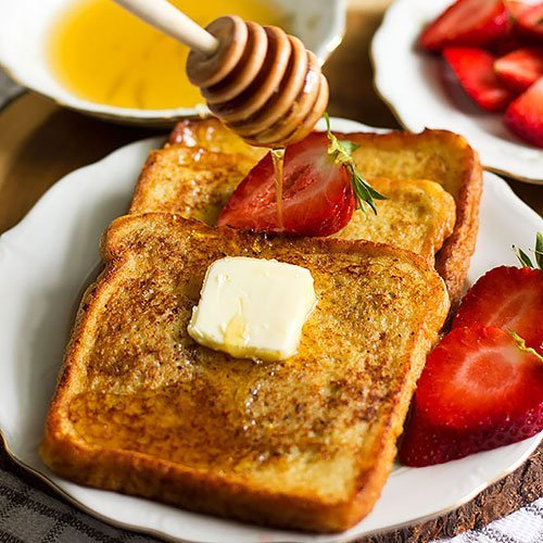 french toast post feature image.