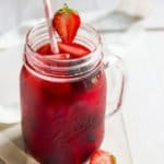 Berry iced tea post's feature image