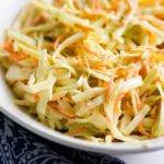 Feature image of coleslaw recipe