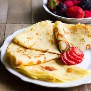 feature image of crepes