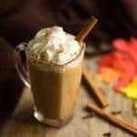 Pumpkin Spice Latte recipe feature image