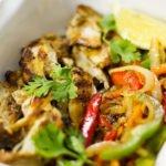 Chicken Fajitas Post feature image.