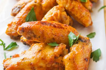 Small image of BBQ chicken wings