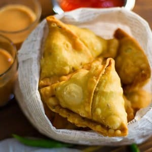 Small image of aloo samosa.