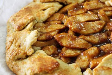 Small image of apple galette