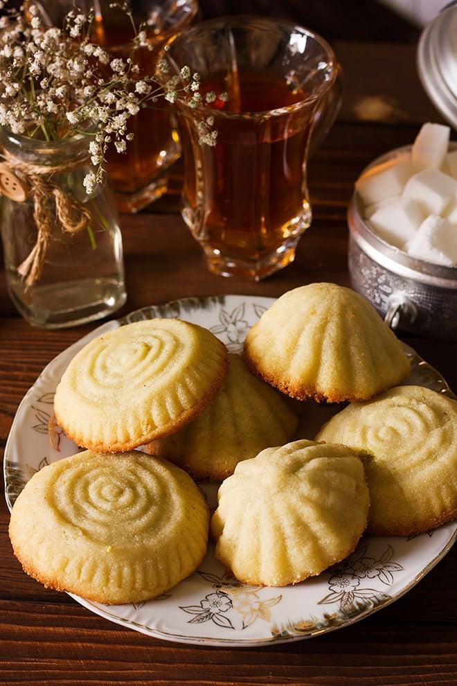 Arabian Cookies, Maamoul.