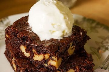 Small image of egg free brownies