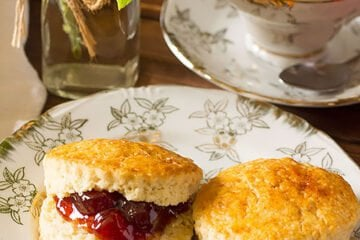 Small image of English scones.