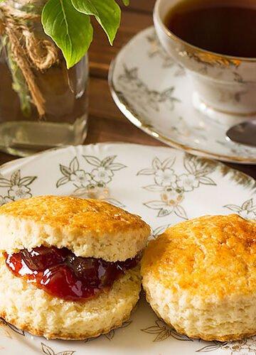 Small image of English scones.
