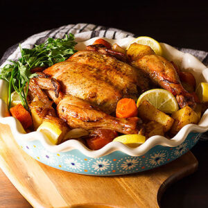 Small image of rotisserie chicken image