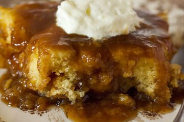 Small image of self saucing butterscotch pudding